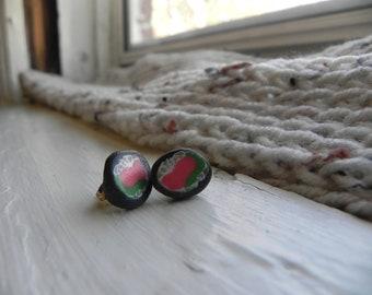 SALE Sushi Earrings