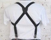ROJAS harness suspender ..strap holster like elastic suspenders strapes