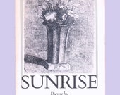Frederick Seidel - Sunrise - Poems by Frederick Seidel Vintage Book from Penguin Lamont Poetry Selection
