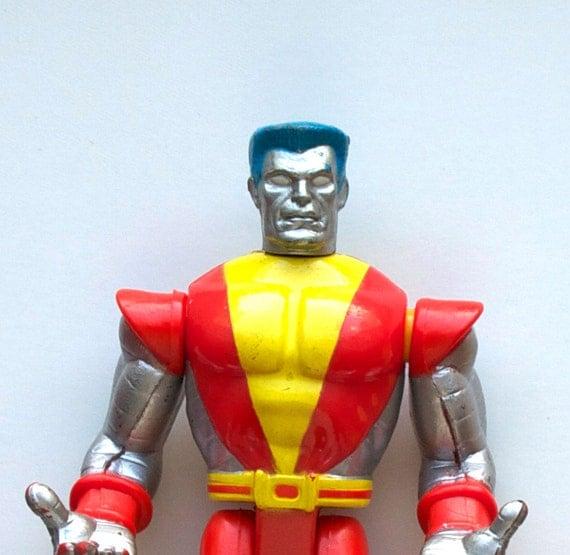 X-men Colossus Action Figure, 1992 Vintage, Marvel Comics