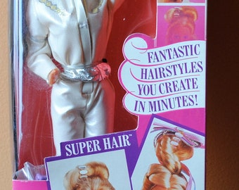 Super Hair Barbie 1986