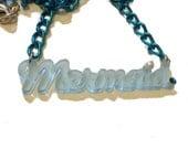 Secret Mermaid Necklace