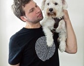 Animal Collective Nouns, Mens Black t-shirt, mens clothing, cool mens t shirt, typography tee, animal lover gift, for dad