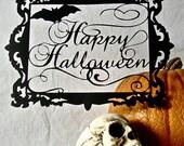 Happy Halloween | Art Cutout