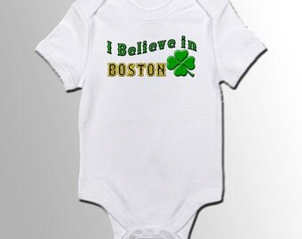 Boston Bodysuit or tee