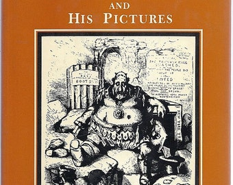 The Nast His Period, His Pictures, 1st Edition, Inventor  Republican Elephant & Democratic Donkey