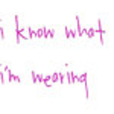 iknowwhatimwearing