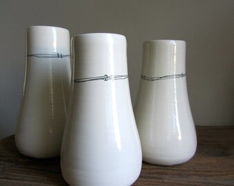 Custom Wedding Vase
