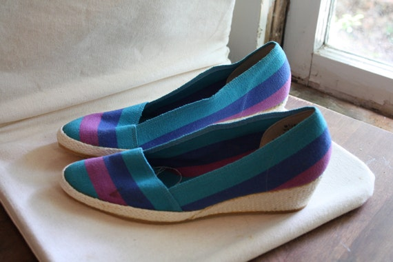 1970 s grasshopper espadrilles vintage shoes vintage