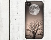 Moonlight Tree Phone Case for  iPhone 4 4s 5 5s 5c SE 6 6s 7  6 6s 7 Plus Galaxy s4 s5 s6 s7 Edge