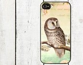 iphone 6 case Spring Owl Cell Phone Case, for iphone 5, iphone 5s, iphone 5c, iphone4, iphone 4s, samsung galaxy s3, samsung galaxy s4