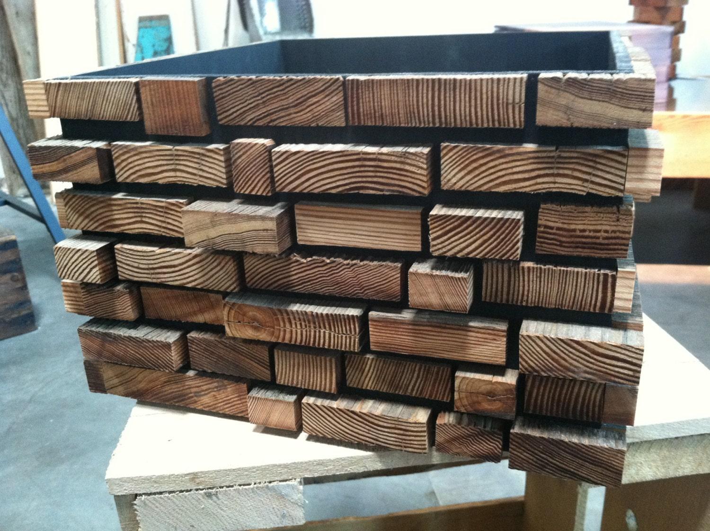 ... reclaimed wood box / keepsake box. 🔎zoom - M O S A I C Barn Wood Box / Reclaimed Wood Box / Keepsake Box