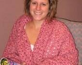 Lisa's Prayer Shawl - Crochet Pattern