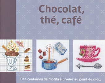 SWEET DESSERTS Cross Stitch Craft Book