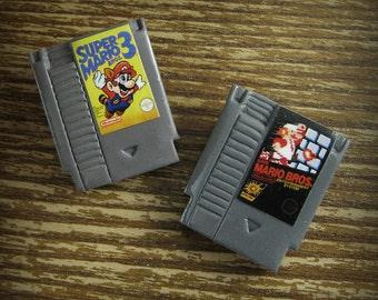 NES Nintendo Game Brooch Pin