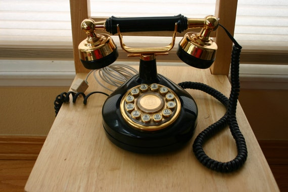Vintage French Phone