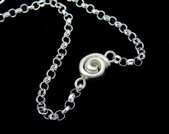 Silver Bracelet, Minimal Bracelet, Silver Minimal Bracelet, Silver Friendship Bracelet, Friendship Bracelet, Silver Chain, Tiny Bracelet