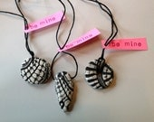 3 Ceramic Necklaces for Valentine's Day