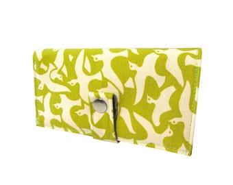 Birdies  ) Pocketbook Slash Checkbook Holder