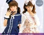 Gothic Lolita Fashion Book Vol 3 - Japanese Craft Book