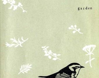 Beautiful Paper Cutting Design Ideas by Garden - Japanese Craft Book