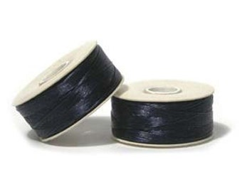 Nymo Beading Thread D 64 Yards BLUE 2 Bobbin 42590