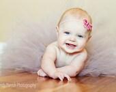 """Girls Tutu Skirt -Ready to Ship - Toddler Baby 8"""" Pixie Tutu - White, Yellow, Orange, Purple, Lavender, Red, Blue, Pink, Green, Black, Brown"""