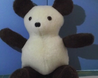 Bear with Movable Arms and Legs Pattern to Sew INSTANT DOWNLOAD