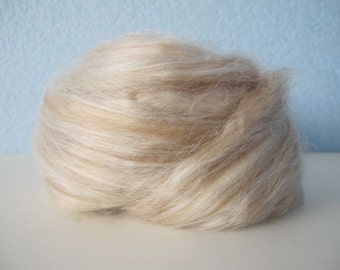 Baby Camel/Tussah Silk 50/50 Top - 4oz
