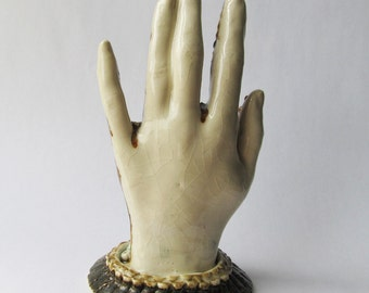 Coral Hand