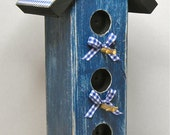 Bird House Country Blue 315