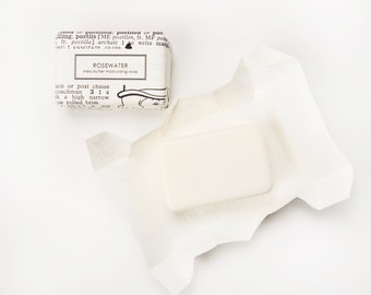 Shea Butter Soap - Rosewater