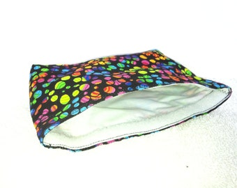 Eco Bag-Small-Rainbow Dot (Eco 52-S)