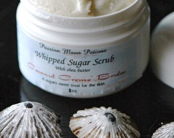 Whipped Sugar Scrubs 1oz