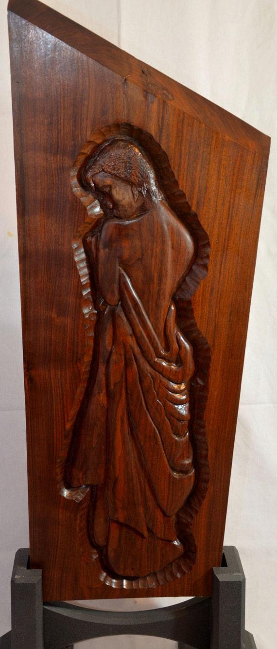 """Sculpture - """"Temptation"""""""