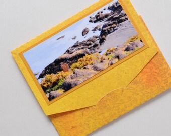 Gift Card Holder - Victoria Coastline