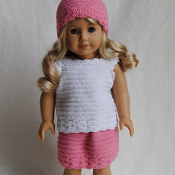 AMERICAN GIRL CROCHET DOLL PATTERNS FREE CROCHET PATTERNS