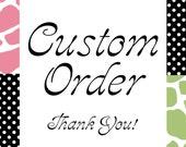 Custom Order for ltrembulak