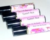 SALE Sweet Pea Roll On Perfume .35 Oz.