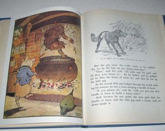 Best Loved Fairy Tales Vintage Children's Book