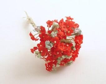 Vintage Flower Picks Floral Stems