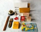 Vintage Desk Supplies Starter Kit