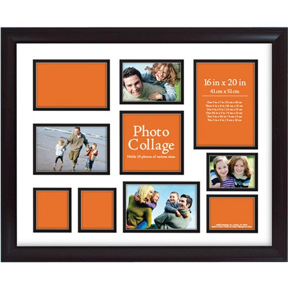 Items Similar To Custom Collage Mat To Fit Your 20 X 24