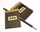 Geocaching Log Books / Set of 3