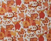 Childrens vintage wallpaper - 1 roll