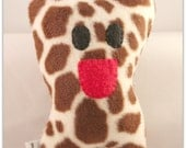 Toothykins the Tooth Fairy Pillow- Giraffe