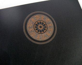Medallion Chalkboard Sign - Item 1510