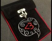 Love pocket (embroidered)