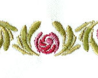 FOLK ART BORDERS  1 Machine embroidery Designs