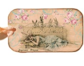 French Easter Tags, Joyeuses Paques, Paris Easter Tag, Happy Easter Tag, Bunnies, Roses, Pretty Woman